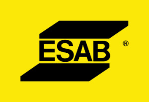 ESAB black and yellow logo