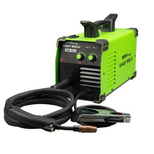 Forney 140 FC-i, the most portable110V MIG welder.