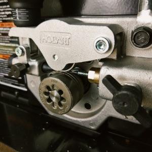 Hobart 140 wire drive.