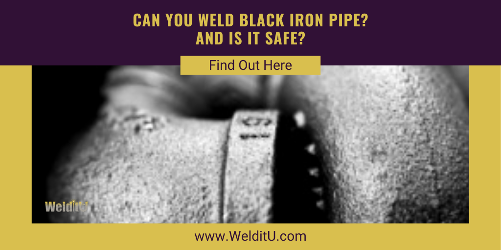 Can You Weld Black Iron Pipe Twitter