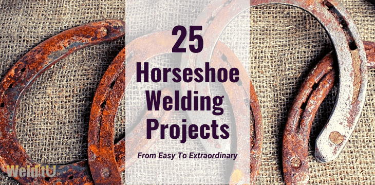 25 Horseshoe Welding Projects