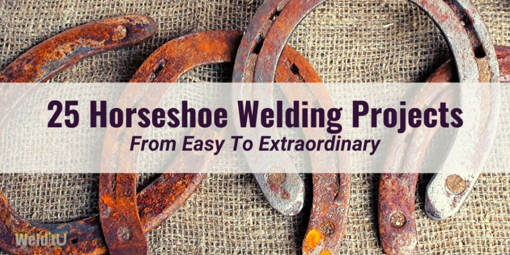 Horseshoe welding projects featured image