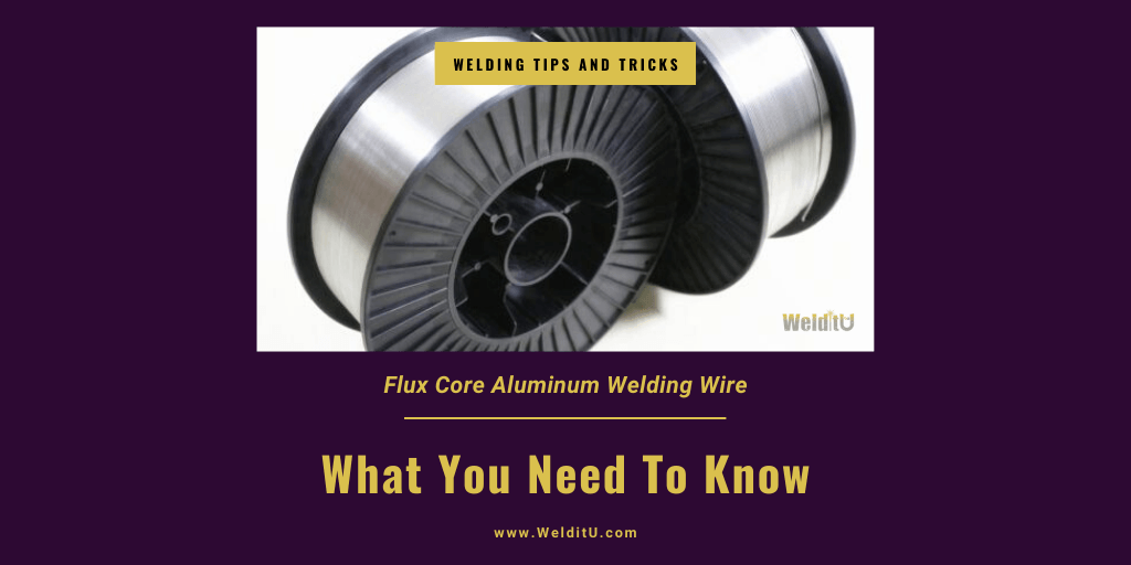 Flux Core Aluminum Welding Wire