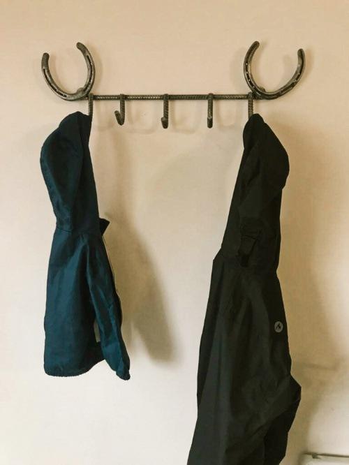 welded rebar multi hook rack