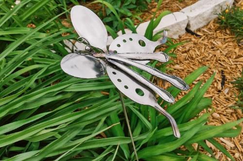 Cutlery Butterfly Welding Project