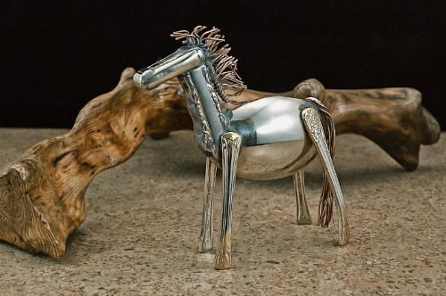 Cutlery Horse Project Idea