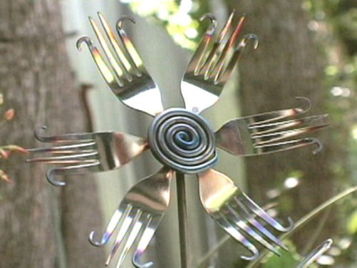 Cutlery Fork Flowers