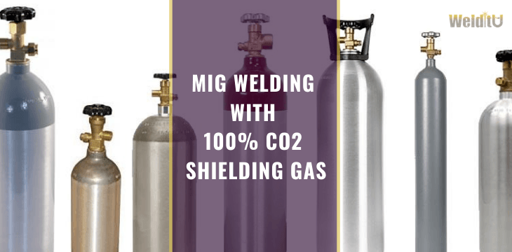 MIG Welding with 100% CO2 Gas Cover Image