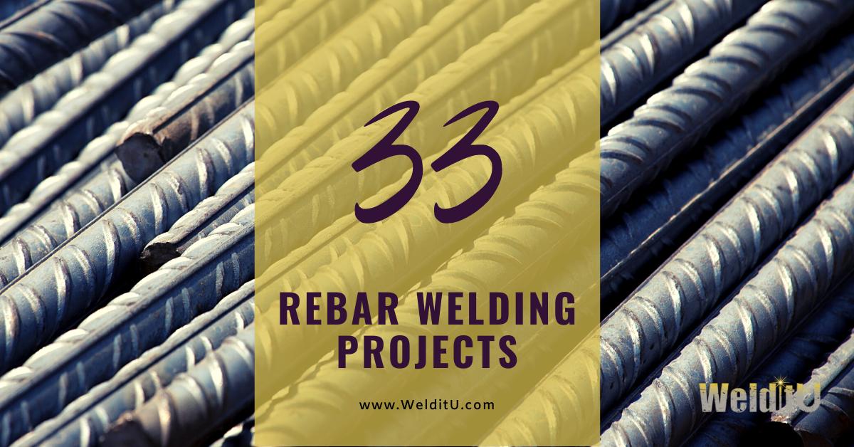 33 Rebar Welding Projects For Garden Barn Home Welditu