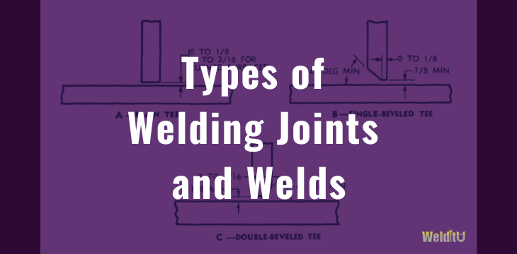 Featured image types of welding joints and welds