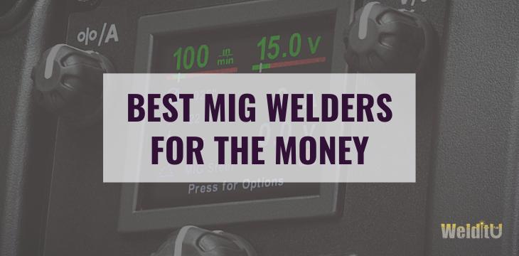 best mig welders for the money featured image