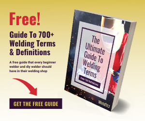 Image of welding terms guide linking to free download.