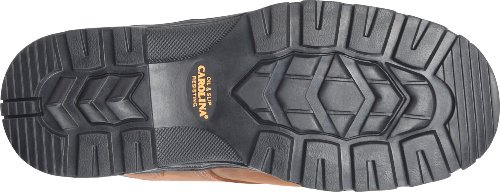 Bottom view of outsole tread for Carolina CA3630 welding boot