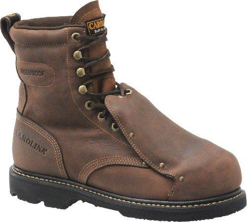 Side view of Carolina INT HI style CA5502 steel toe boot